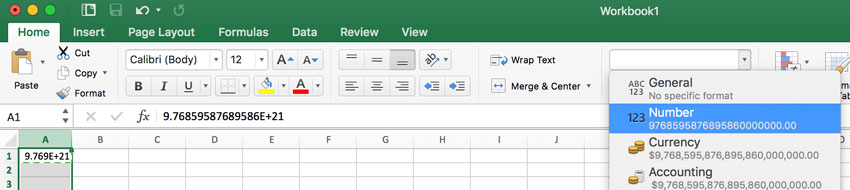 Solving some common Excel problems
