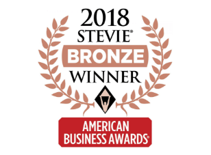 Stevie Bronze Award