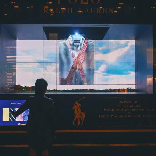 6 Futuristic Retail Displays That Will Change Your Idea of 'E-Commerce'