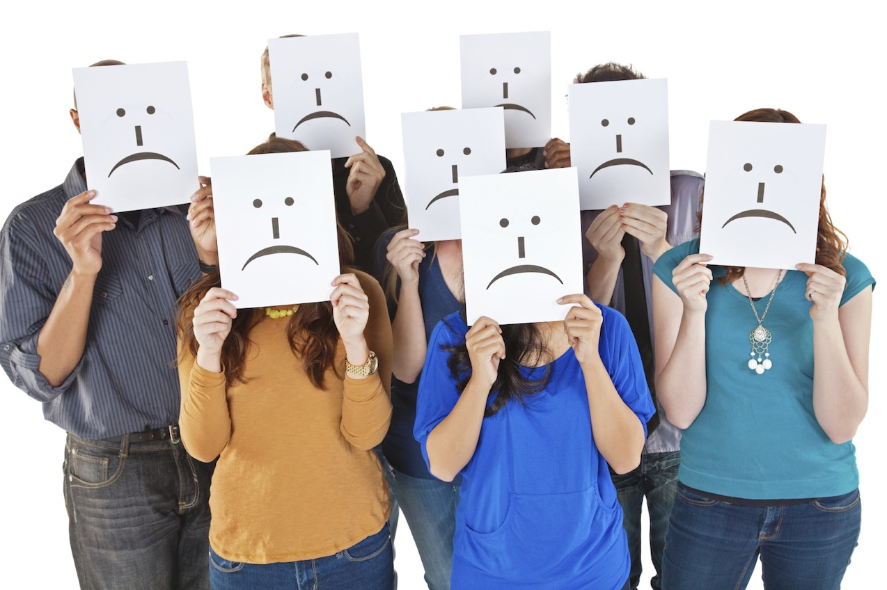81% Of Unsatisfied Shoppers Don't Tell Retailers About Their Poor Experiences