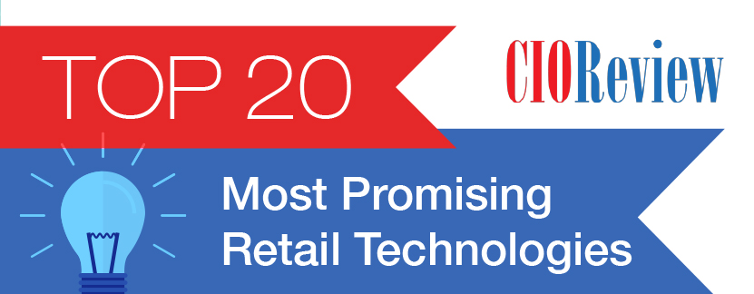 CIO Review Most Promising Retail Technologies banner