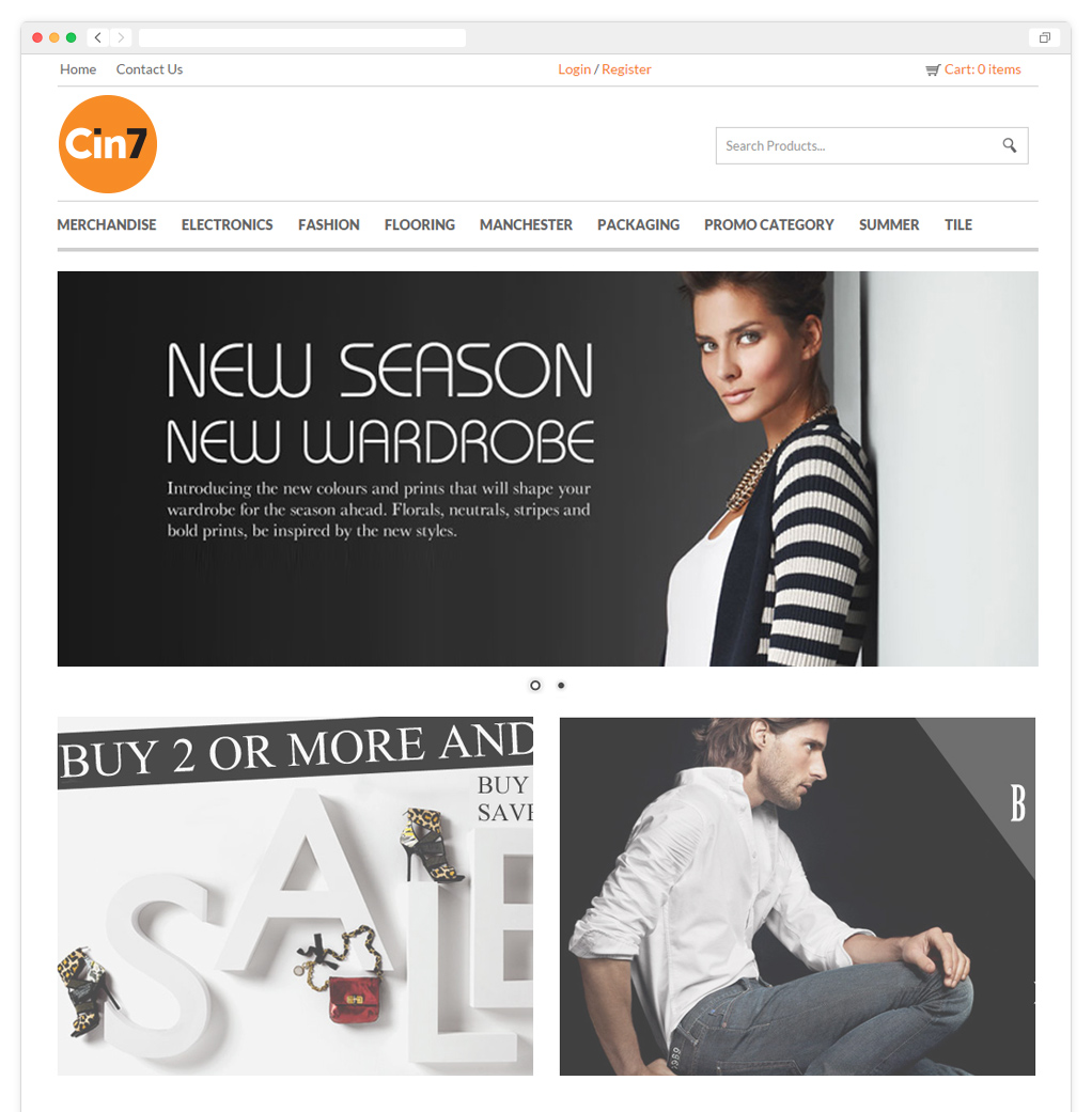 start processing wholesale orders on a easily set up B2B ecommerce website