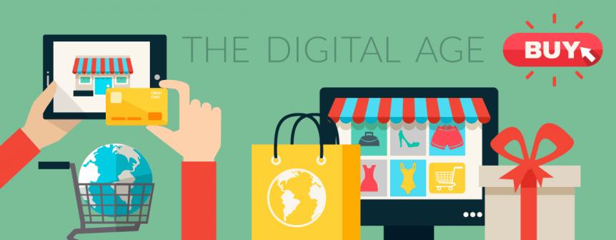 The Digital Age - BUY