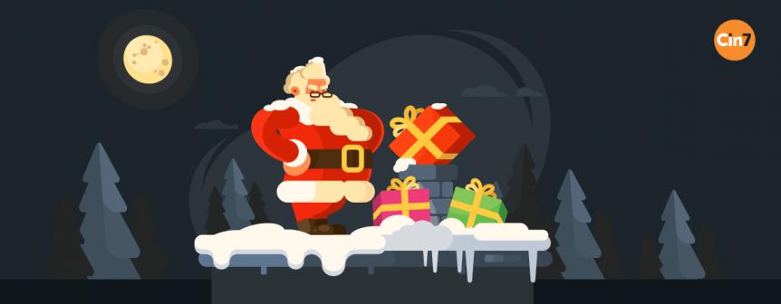Cin7 Christmas
