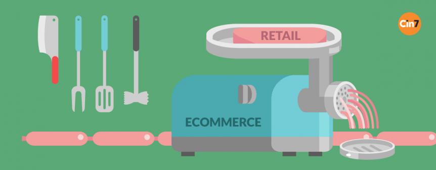 ecommerce reshaping