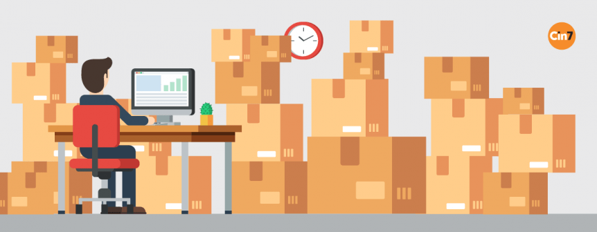 Does Your Business Suffer Inventory Pileup Cin7 Blog