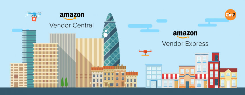 Amazon Vendor Amazon Express