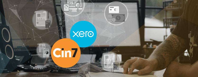 Cin7 Xero Integration