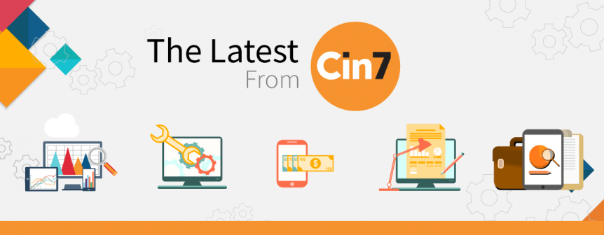 Latest @ Cin7 Inventory Management